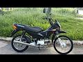 Rodolfinho da Z- Testando Honda POP 100.