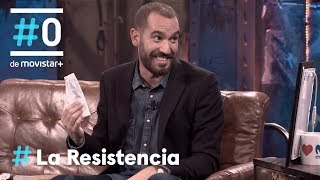 LA RESISTENCIA - Jorge Ponce se mete Lírica | #LaResistencia 11.10.2018