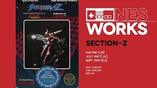 Section-Z retrospective: Tunnel visionary   NES Works #045
