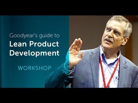Dozuki Workshop: Goodyear's Guide To Lean Product Development