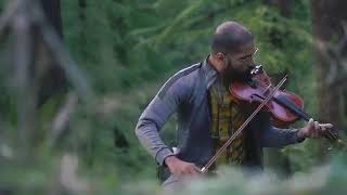Life Of Ram in the woods | Govind Vasantha | 96 Movie Violin