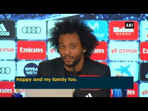 Footballer Marcelo says coach Zidane did marvelous work by uniting great players - ANI News