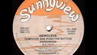 Newcleus - Computer Age (Instrumental)  (1984)