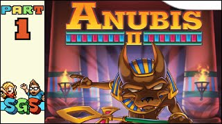 Anubis II | Wii | PART 1: Our Lives Will Never Be The Same | Super Gaming Sibs