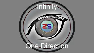 Infinity by One Direction Karaoke Version