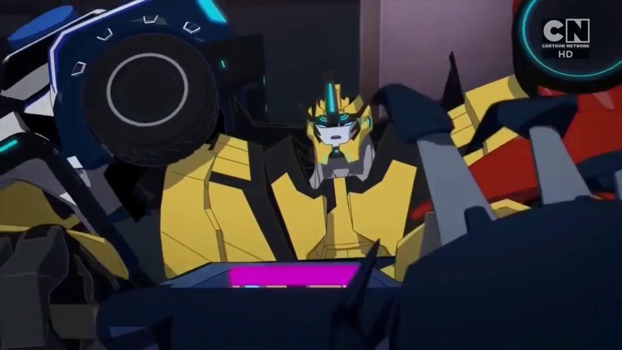 defeats of my favorite robots villains part 2
