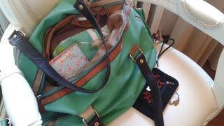 Cosa c'e nella mia borsa...
