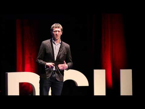 Autism as a disABILITY | Adam Harris | TEDxDCU