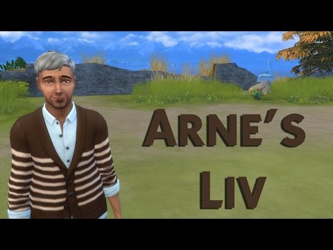 The Sims 4 / Arne's Liv / part 41 - Forberedelser