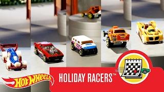 Hot Wheels Holiday Racers™ Celebrate Popular Holidays | Hot Wheels