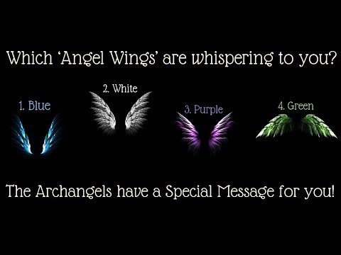 Which Archangel Has A Message For You? ~ Interactive Angel Reading