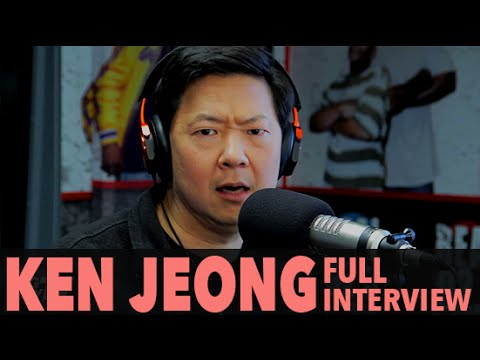 "Ken Jeong on ""Dr. Ken"", Ride Along 2, Stand-Up Comedy And More! (Full Interview) 