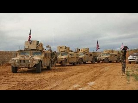 Eric Shawn reports: More US troops deployed to Syria