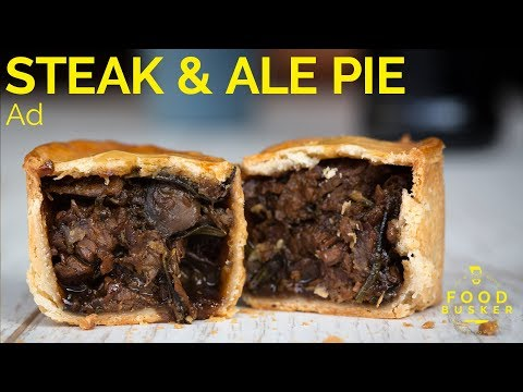 Scottish Steak And Ale Pie Recipe