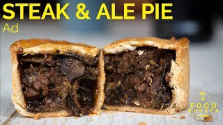 STEAK PIE | use STOUT not ALE