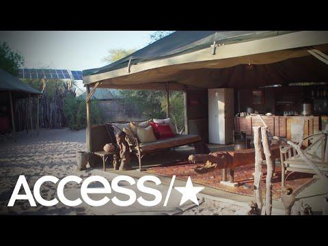 Meghan & Harry's Botswana Camp: Get A Close-Up Look At Their Romantic Royal Getaway | Access