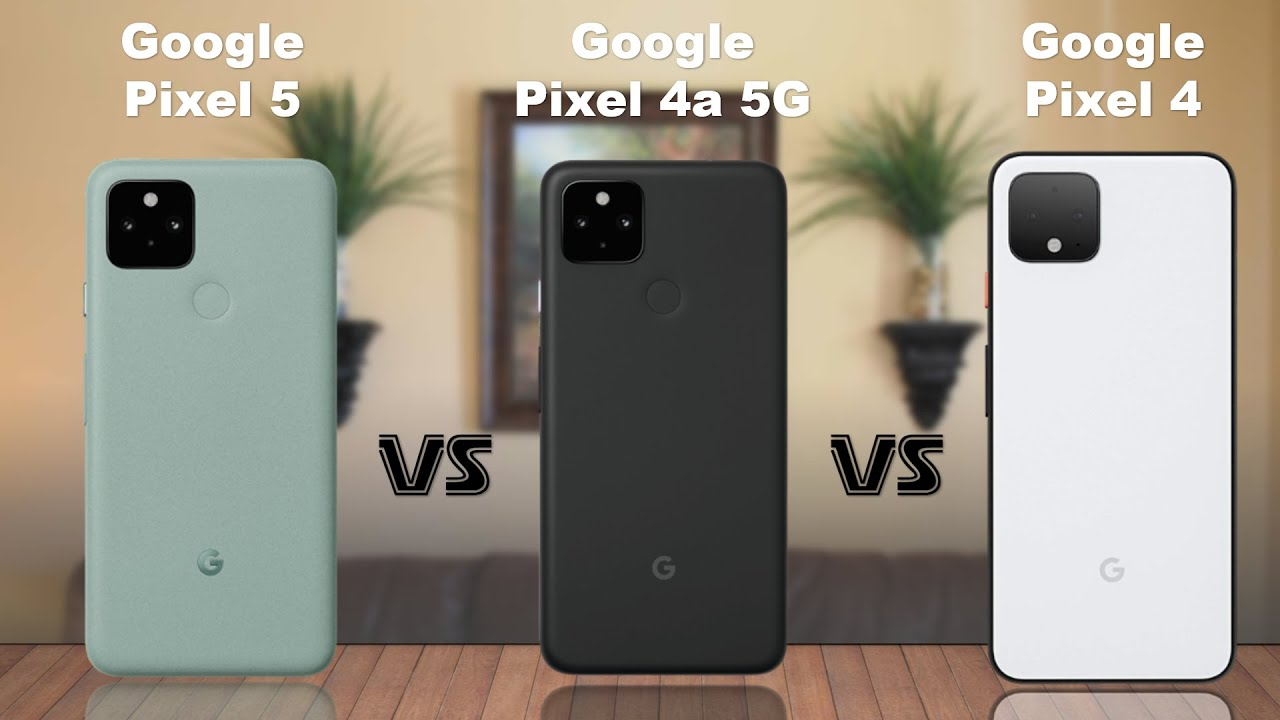 Pixel 4a 5g google