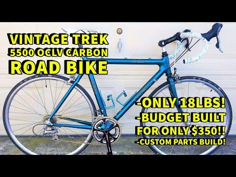 trek-5500-oclv-carbon-fiber-road-bike-custom-rebuild,-18lbs-for-under-$360!!!