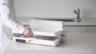 [간편분리,간편조립] 한일 식기건조기 HDD-9000