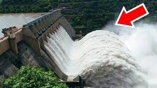Dünya Üzerindeki En Tehlikeli Barajlar (KORKUNÇ)