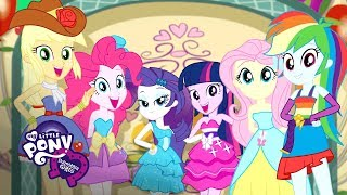 MLP: Equestria Girls - 'A Photo Booth Story' Canterlot Short