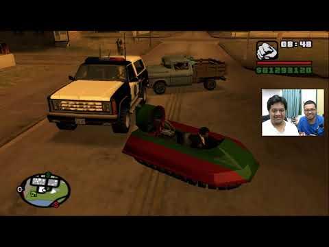 Maklum... Mantan BANDAR... Wkwkwk  - GTA San Andreas (31)