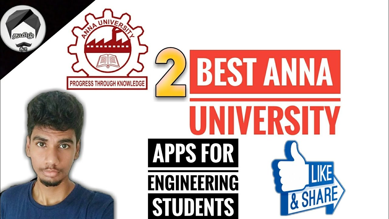 2 BEST ANNA UNIVERSITY APP for Engineering STUDENTS