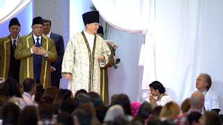 Mawlana Hazar Imam's Diamond Jubilee visit to France (English)