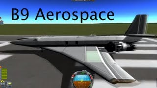 kerbal space program the b9 aerospace pack