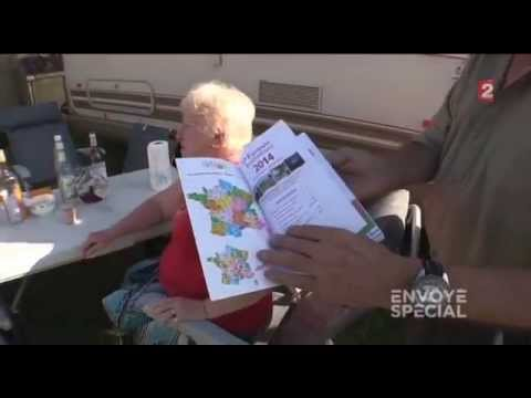 [France 2 ENVOYE SPECIAL] France Passion, Mes vacances en camping-car (07/2014)