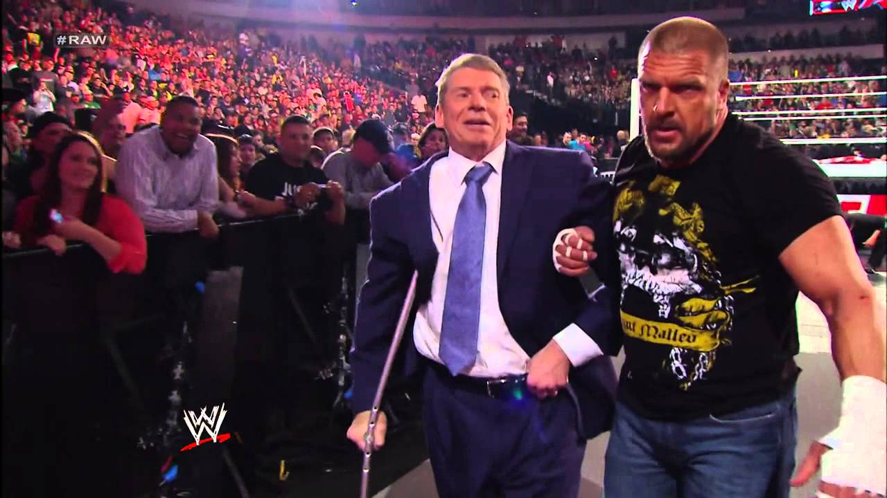 WWE Draft 2020: Triple H - Vince McMahon Are Not On The Same Page 1