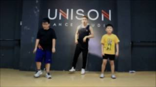"Hip Hop horeography to ""Despacito"" by Le tung Lam 