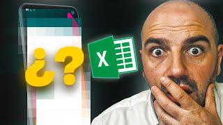Cómo transformar Excel en una App para tu móvil  SIN CODIGO!