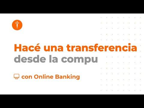#Tutorial Cómo hacer transferencias de Galicia Online Banking #YoMeQuedoEnCasa #HacerTransferencias