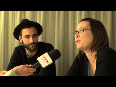 ESCKAZ live in Malmö:Interview with Marco Mengoni (Italy)