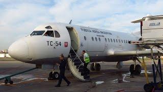lade f 28 1000c flight from buenos aires aeroparque aep to mar del plata mdq argentina