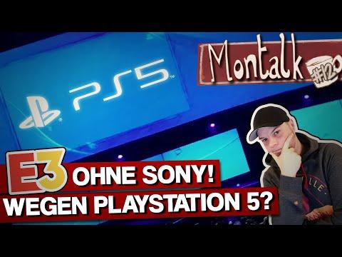 E3 ohne Sony & PlayStation-5-Gerüchte: Was steckt hinter Sonys Absage?   Montalk #12