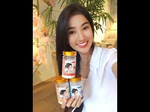 Cùng nghe Quỳnh Lam nói về sản phẩm Collagen Vital
