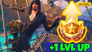 GEHEIMER BONUS Star in Week 1 SEASON 8! | (1 Battle Pass LvL Up) | Fortnite Battle Royale