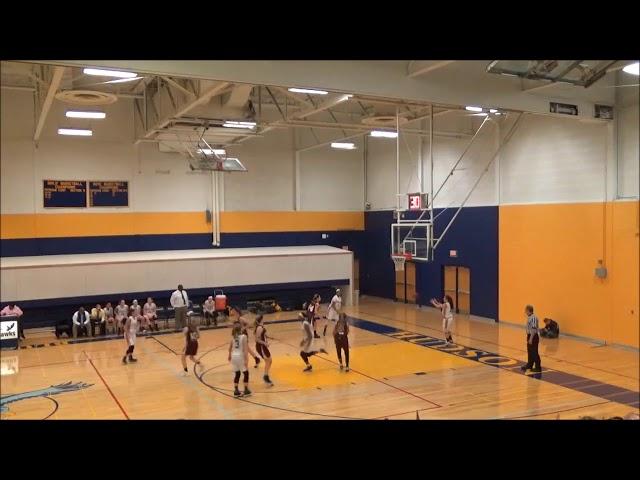 Game Highlights Girls' Varsity: Greenville 54 vs Hudson 43 (F)