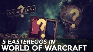 5 Eastereggs in World of Warcraft