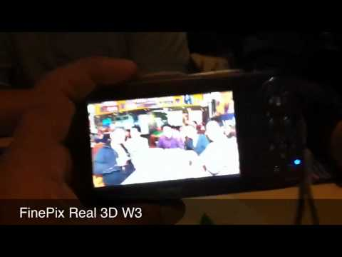 FinePix Real 3D W3 Camera