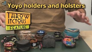 Yoyo Holsters and Holders | Throwlicious Feature