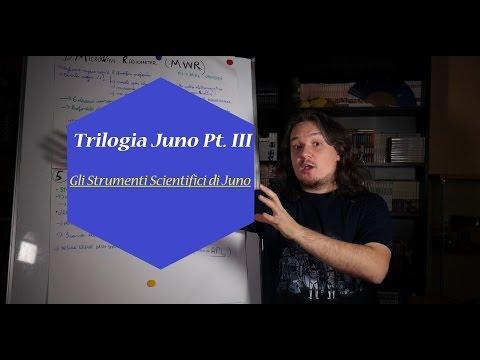 Trilogia Juno: Parte III - Gli Strumenti Scientifici di Juno