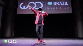Baixar Ricardo Walker | World Of Dance Brazil | Beat it Dubstep