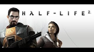 Half Life 2 #2 - O TREM TÁ FICANDO É DOOOIDO!!!