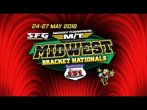 Inaugural Midwest Bracket Nationals - Thursday, Part 1