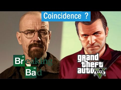 Breaking Bad Relates To Grand Theft Auto V - Coincidence?
