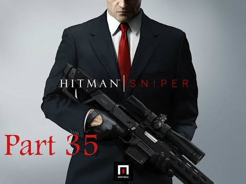Hitman Sniper - How to get an accident kill under 5 seconds of a body disposal
