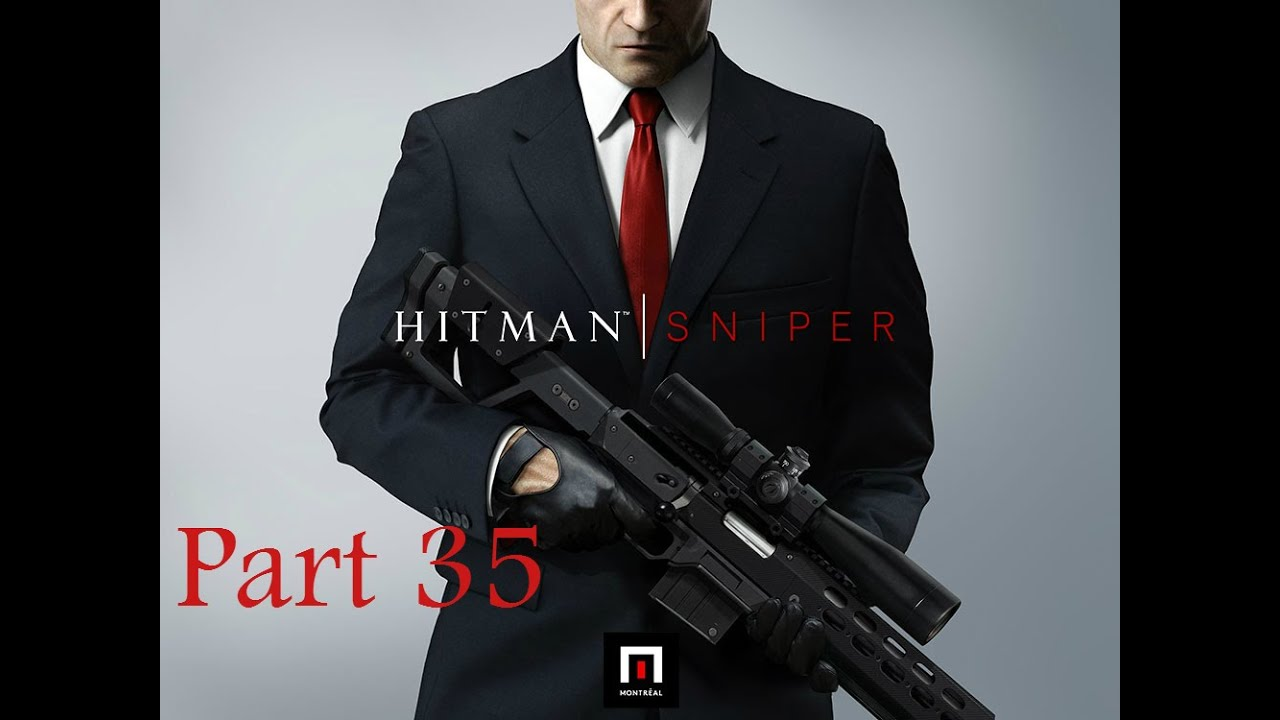 Hitman: Sniper Walkthrough - Chapter 2 Mission 7 by Oliveira78 on